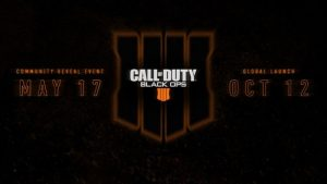 COD BO4 Reveal Event
