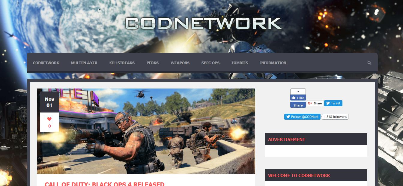 CODNet Closure 2018